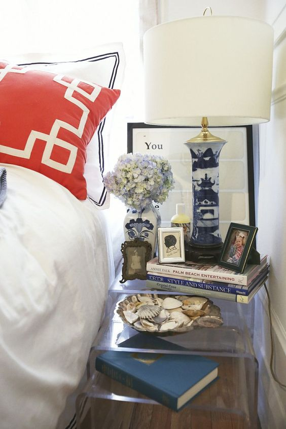 Side Tables Styled