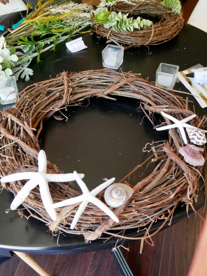 My Wreath - Beginning