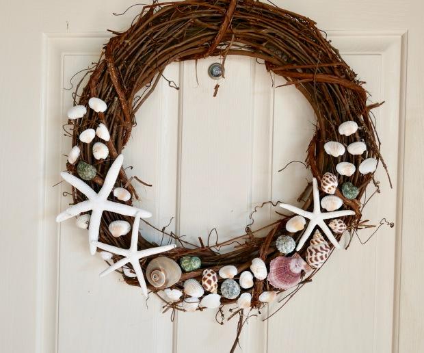 My Wreath - On Door