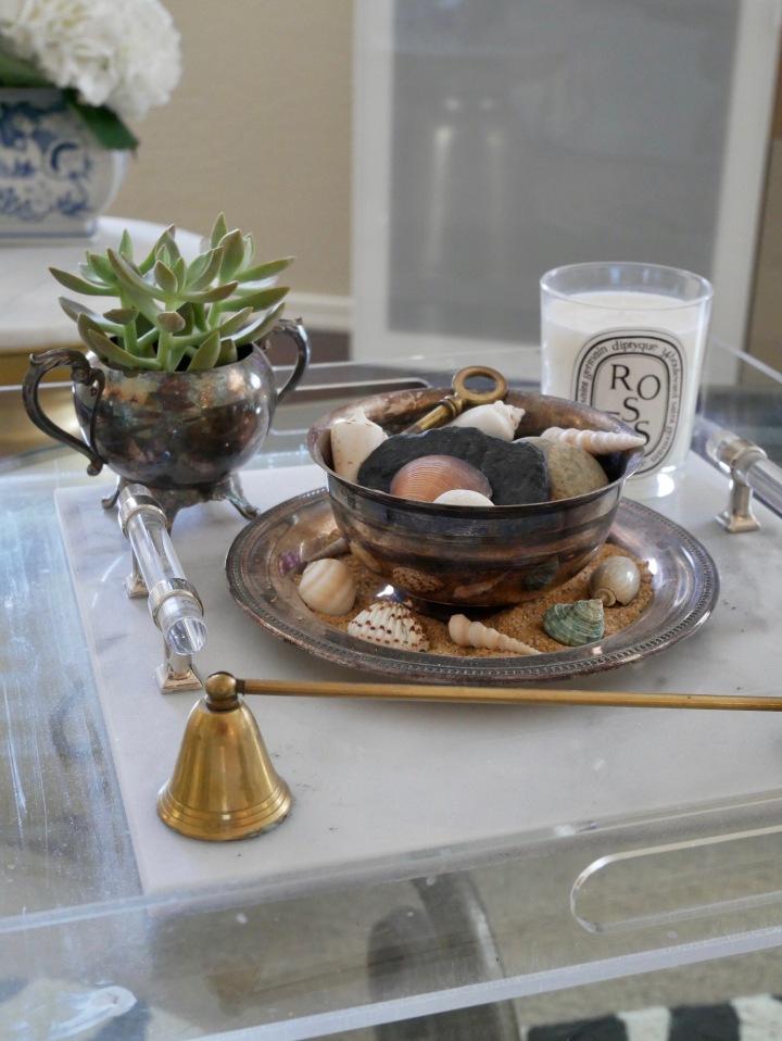 Coffee Table Vignette 2
