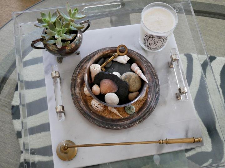 Coffee Table Vignette 3
