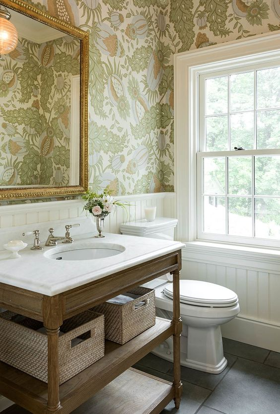 Small Bathrooms That Pack a Punch {Details Blog}
