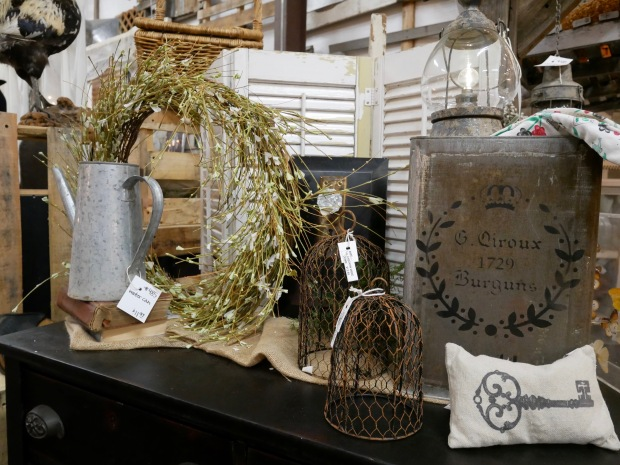 Highland Yard Vintage: The Inspired Home - Fall Edition {Details Blog}