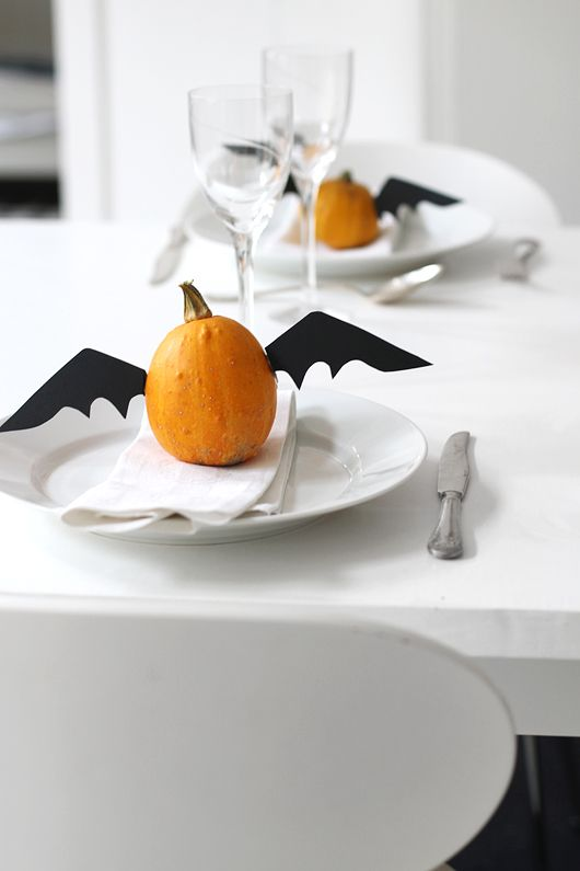 Halloween Table Inspirations {Details Blog}