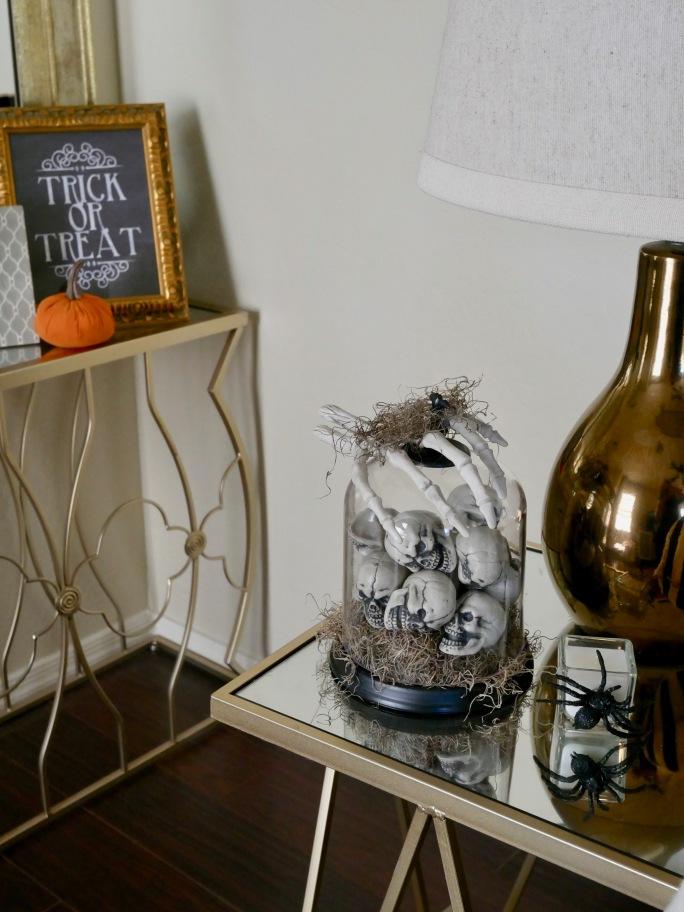 Our Halloween Decor {Details Blog}