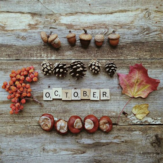 Happy October! {Details Blog}