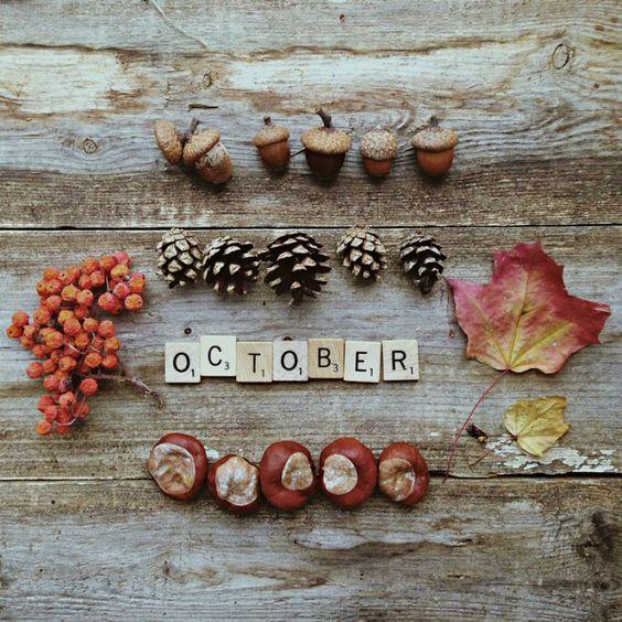 Happy October! {Details Blog}