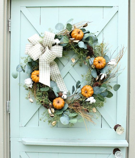 Fallifying Your Front Door {Details Blog}
