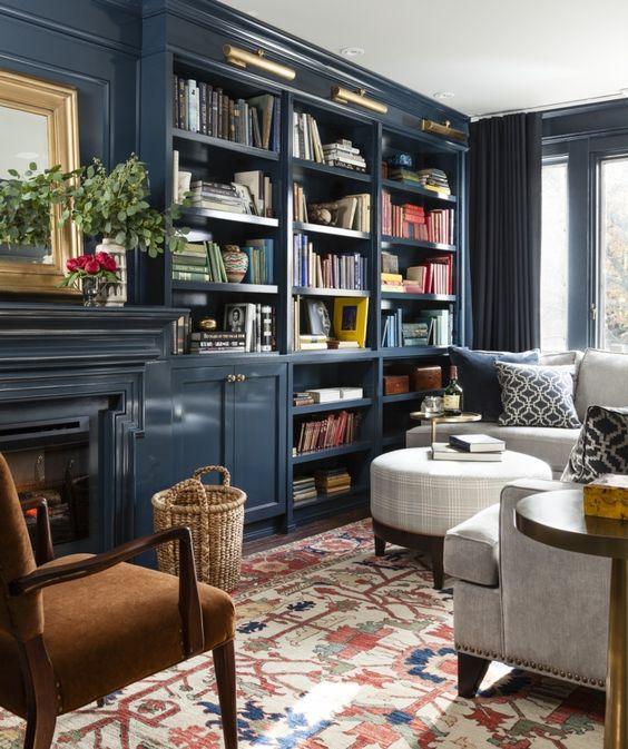 Cozy Clutter {Details Blog}