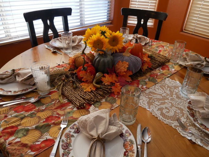 A Belated Family Thanksgiving {Details Blog}