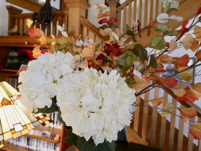 Fall Nesting {Details Blog}