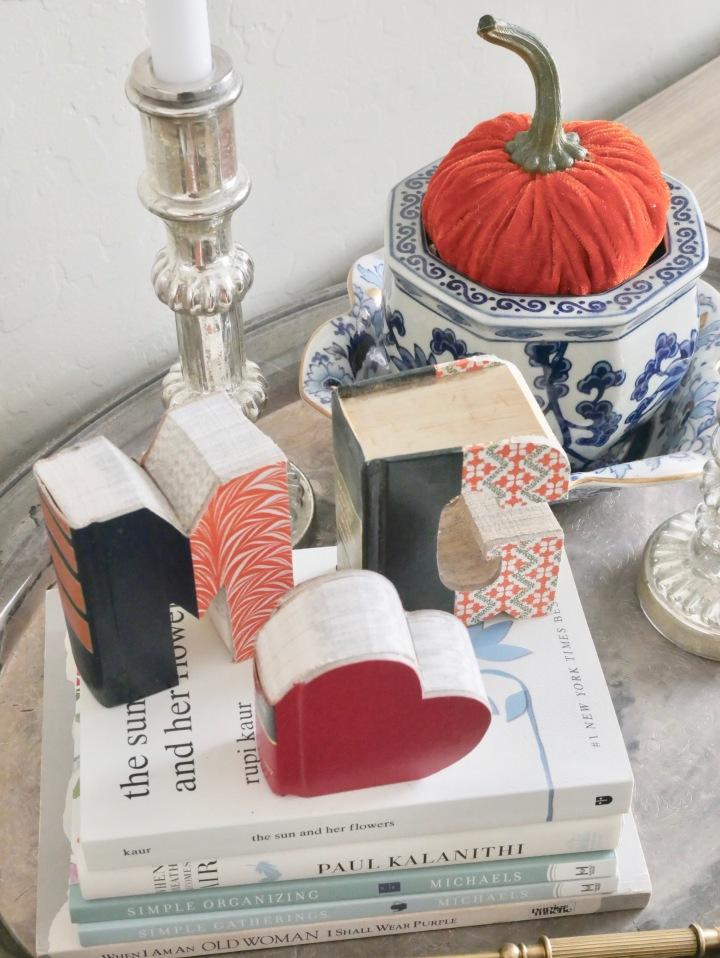 Fall Nesting: Enjoying the Simple Things {Details Blog}