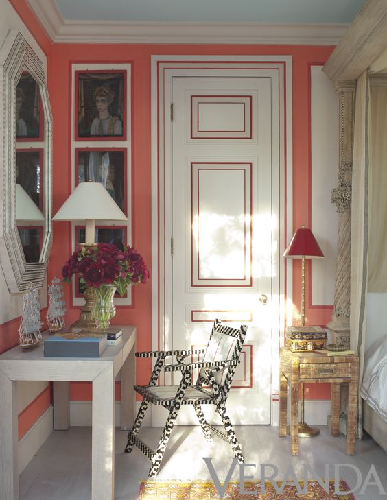 Pantone Color of the Year 2019: Living Coral {Details Blog}
