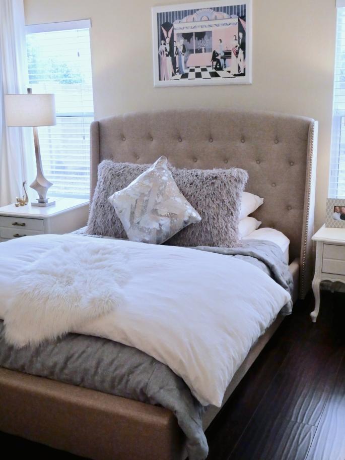 A Bedroom Design Evolution Story {Details Blog}