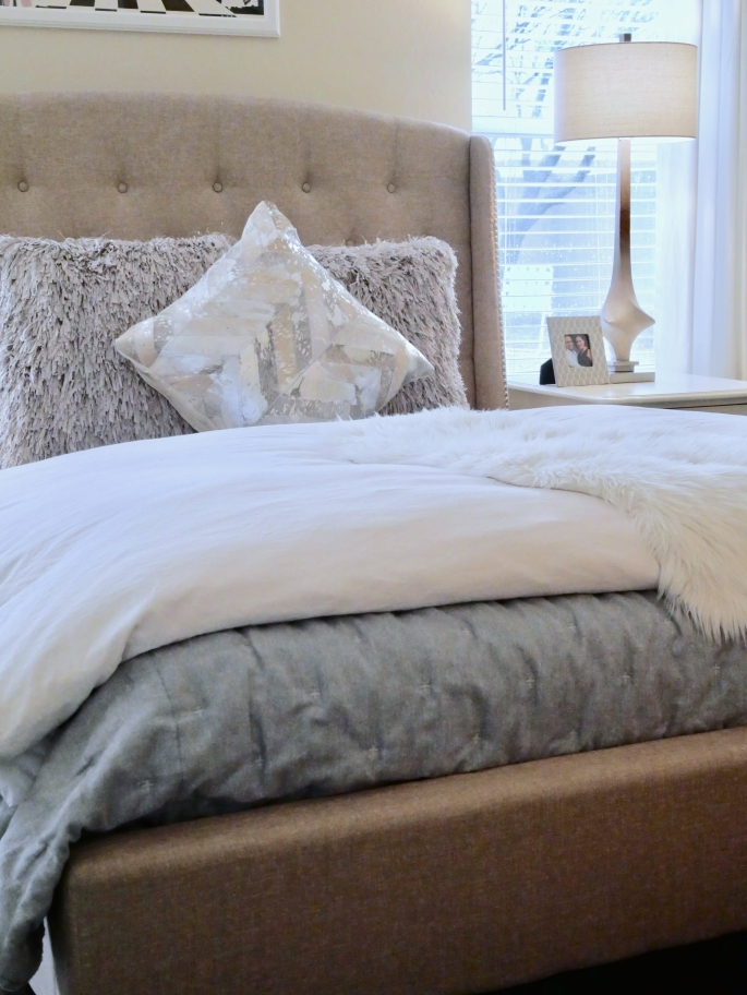 A Bedroom Design Evolution Story {Details Blog}