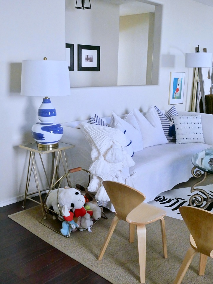 Room Refresh: Pillow Swap