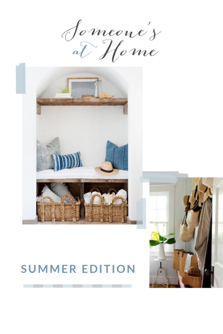 Someone's At Home: Summer Edition {Details Blog}