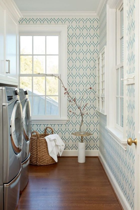Small Space Laundry Rooms - Details Blog